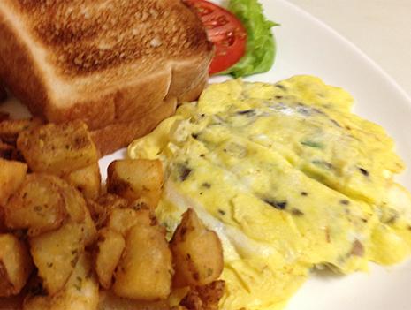 dejeuner-omelette